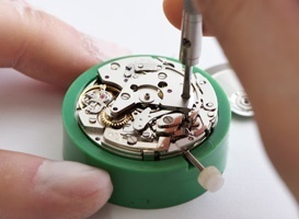 【夜間開催】スイス機械式時計 分解・組立実習