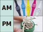 ウォッチメーカー入門講座+スイス機械式時計分解・組立体験