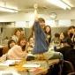 针对留学生而举办的特别活动。(东京校)